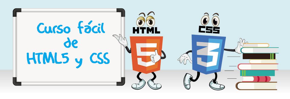 Curso fácil de HTML5 y CSS – 7º: Selectores básicos CSS